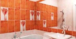 Последовательность проведения ремонта в ванной