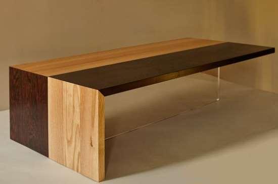 Live Edge – производство эксклюзивных столов и прочей мебели