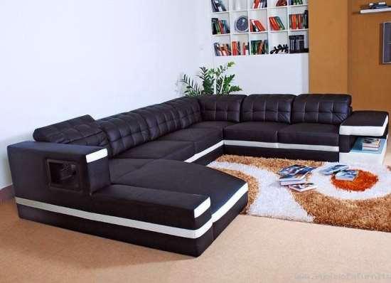 Угловой диван-трансформер как сочетание комфорта и эргономики