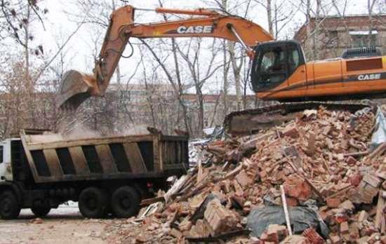 Вывоз строительного мусора – услуга № 1 при ремонте или строительстве