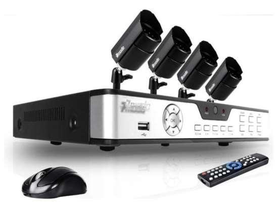 Видеонаблюдение по доступным ценам