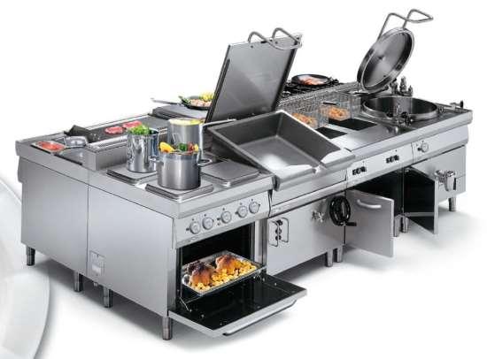 Какое оборудование необходимо для ресторана?