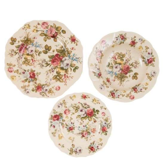 Оригинальные тарелки по привлекательной цене в ИМ Comfolio