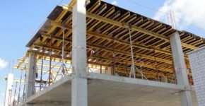 Аренда монолитной опалубки исходная точка строительства