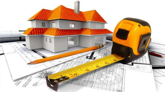 Популярные виды строительных работ