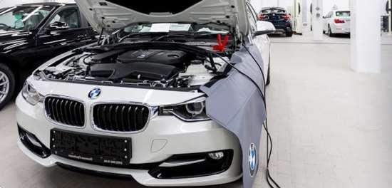 «Бумер-Драйв» идеальный автосервис BMW