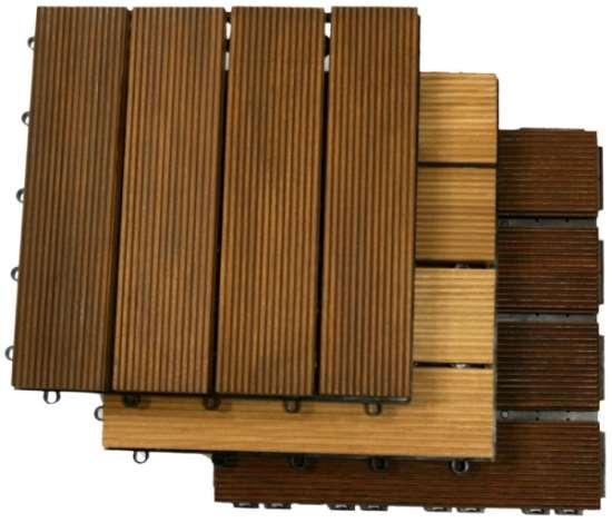 Термообработанная древесина, как один из лучших материалов для отделки