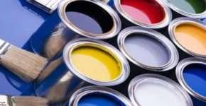 Акриловая краска: несколько главных преимуществ