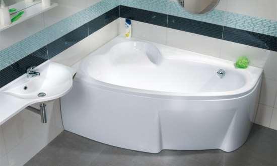 Как выбрать ванну в зависимости от материала изготовления?