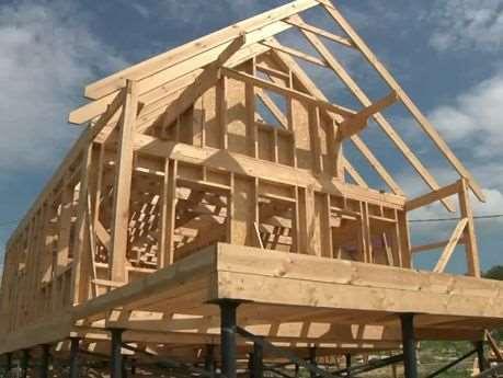 Нюансы строительства каркасных домов