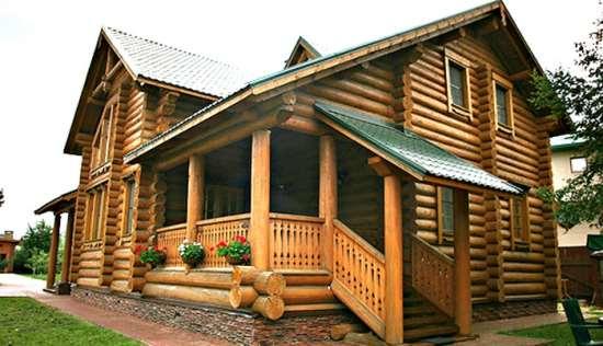 Основные виды, плюсы и минусы деревянных домов