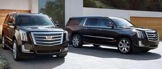 Cadillac Team Russia клуб роскошных машин