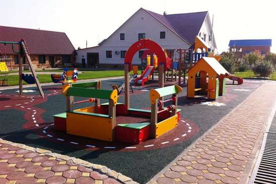 Малые архитектурные формы или неотъемлемая составляющая детских площадок