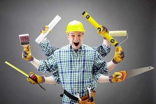 Работа для мастеров по строительству и ремонту