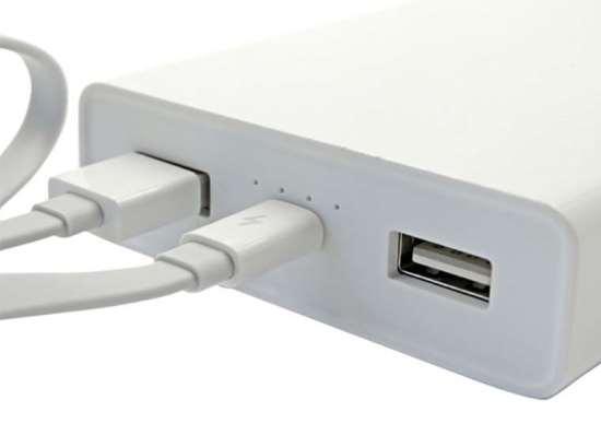 N-Direct – удобные внешние аккумуляторы с логотипом
