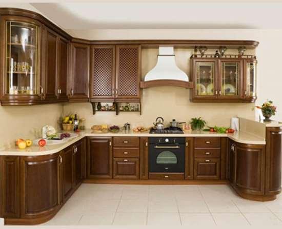 Такая разная мебель для кухни
