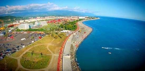 Отдых в Сочи: чистые пляжи и горные лыжи