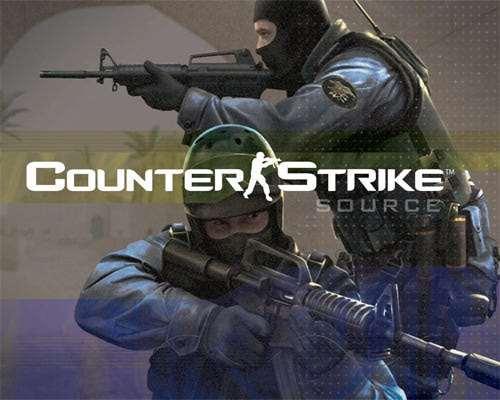 Культовая игра Counter-Strike: Source