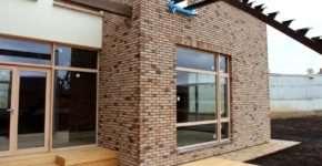 Фасадные термопанели или теплостойкая облицовка дома