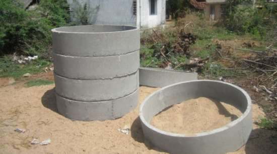 Строительство колодца: главные этапы