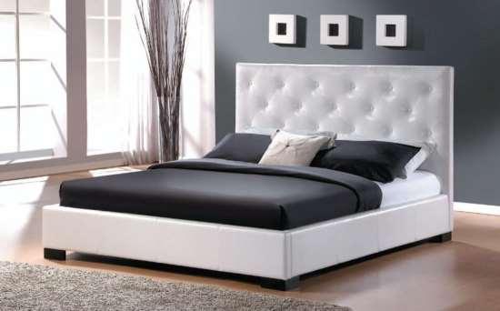 Кровать из экокожи – «сердце» вашей спальной комнаты