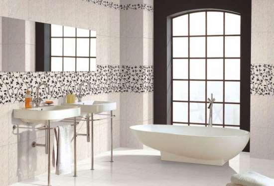 Плитка для ванной: выбираем лучшую