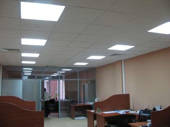 Основные требования к Светодиодным офисным панелям