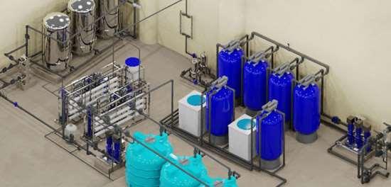 Системы очистки и водоподготовки для всех групп потребителей