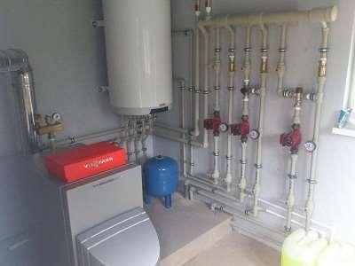 Правильный монтаж систем отопления