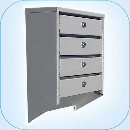 Почтовые ящики на заказ – почему стоит выбирать именно металлоизделия?