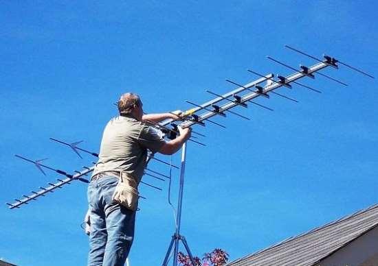 Мачта для антенны обеспечит более качественный прием сигнала