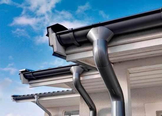 Надежная водосточная система от компании ВестСтрой
