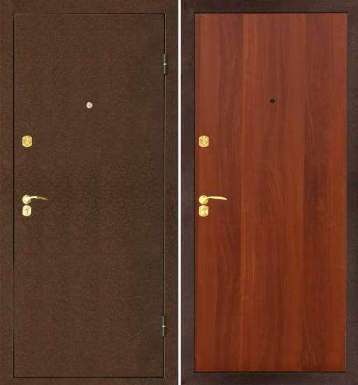 Выбираем надежные металлические двери