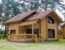 Главные достоинства домов из дерева