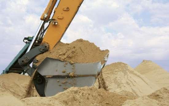 Строительный песок и его главные особенности