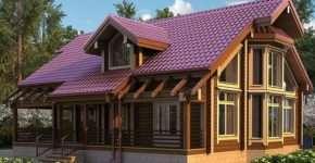 Строительство дома – какому материалу отдать предпочтение?