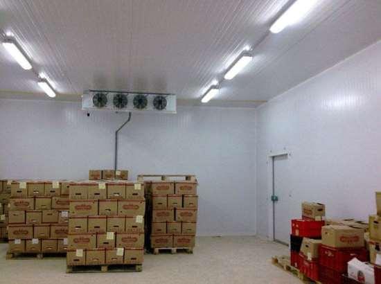 """Холодильные системы для оснащения складов от компании """"Премиум-Мастер"""""""