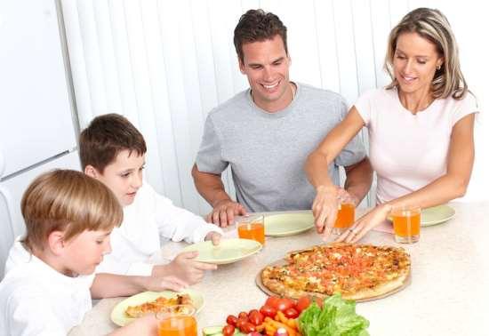 В чем преимущества доставки еды домой