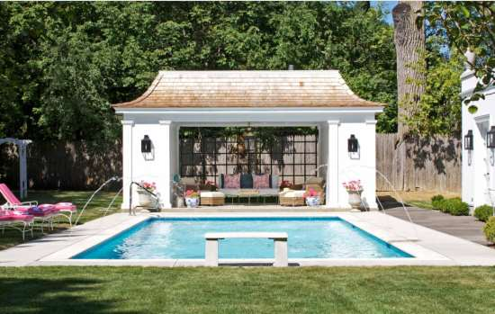 Проекты домов с бассейном: доступная роскошь