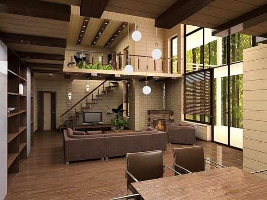 Отличия дизайна загородного дома