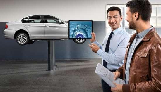 Автомобилю нужен профессиональный уход