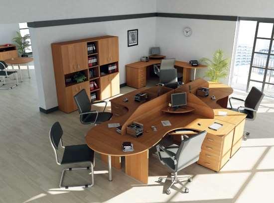 Выбираем удобную офисную мебель для сотрудников