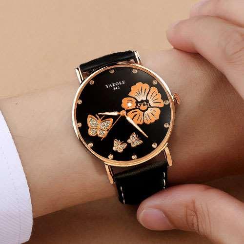 Женские часы как основа стиля