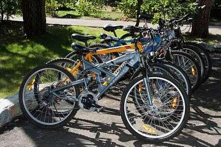 Велосипеды на прокат или активный отдых без забот
