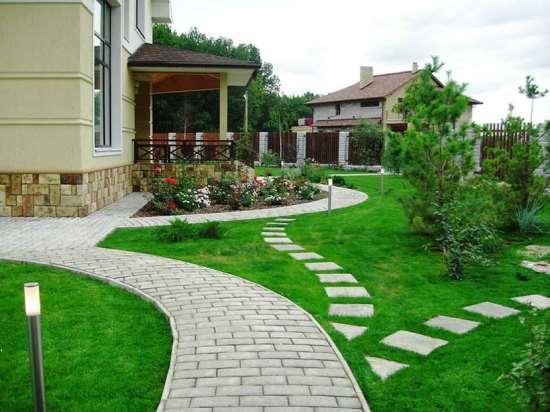 Ландшафтный дизайн участка: полезные советы