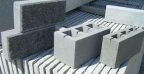 Газобетонный блок для строительных работ