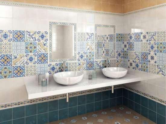 Керамическая плитка как один из самых востребованных отделочных материалов