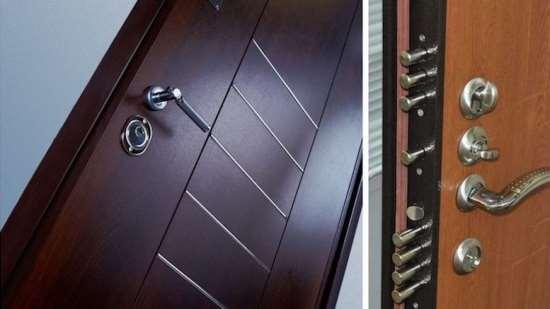 Важные факторы выбора входной двери