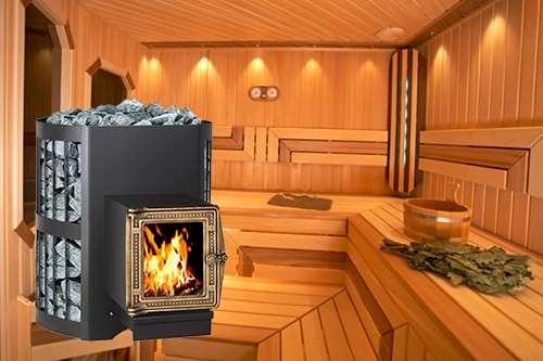 Стальные печи для хорошего отдыха в бане