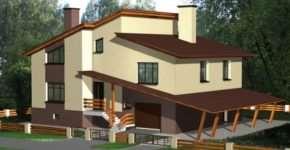 Индивидуальное строительство дома в Одессе: civilly.com.ua